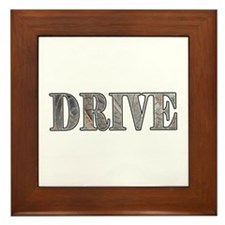 Drive  Framed Tile