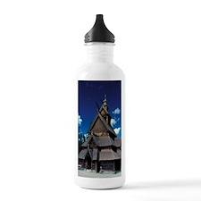NORWAY, Oslo Stavr Chu Water Bottle