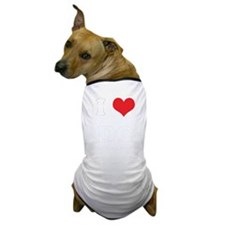 I Heart DC Dog T-Shirt