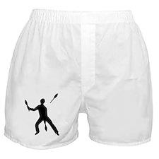Funny Leg Boxer Shorts