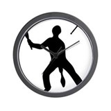 Funny Juggling Wall Clock