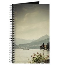 Gardens and lakefront, Varenna. Villa Mona Journal