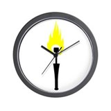 Juggling Wall Clock