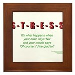 Stress Framed Tile