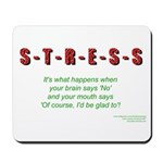 Stress Mousepad 