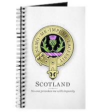 Flower of Scotland Journal