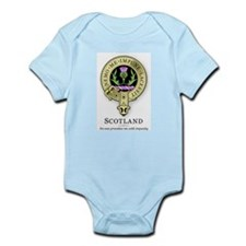 Flower of Scotland Infant Bodysuit