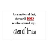 Glen of Imaal World Postcards (Package of 8)