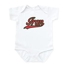 Retro Iran Infant Bodysuit