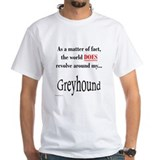 Greyhound World Shirt