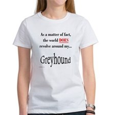Greyhound World Tee