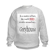 Greyhound World Sweatshirt