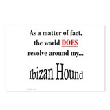 Ibizan World Postcards (Package of 8)