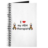 Unique Aba therapist Journal