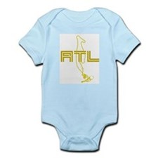 ATL CHAIN Infant Bodysuit