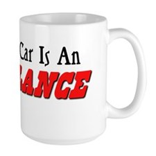 My Other Car Is An Ambulance Mug