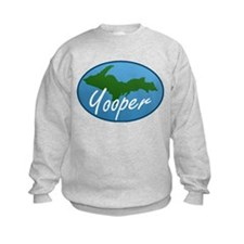 Yooper Blue Sweatshirt