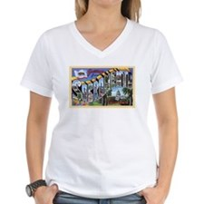 Sacramento California Greetings Shirt