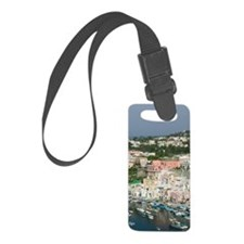 CORRICELLA: Town view of CORRICE Luggage Tag
