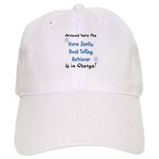 Toller Charge Baseball Cap