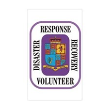 Responder Rectangle Decal