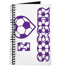 purple sideways Journal