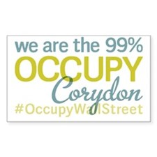 Occupy Corydon Decal