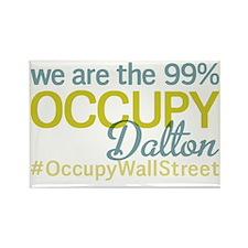 Occupy Dalton Rectangle Magnet
