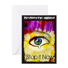 Stopitnow Greeting Card