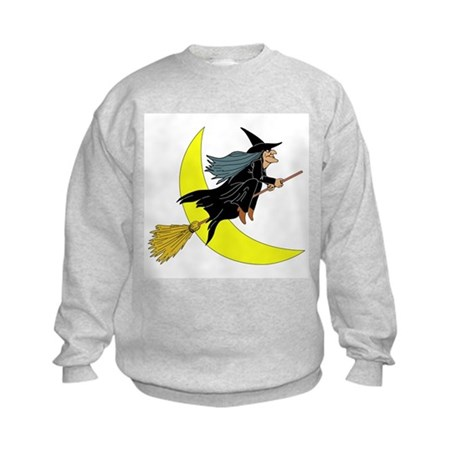 Witch Kids Sweatshirt