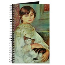 Julie Manet by Renoir Journal