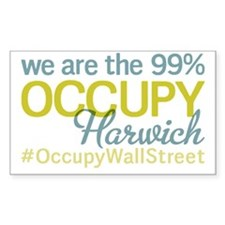 Occupy Harwich Decal