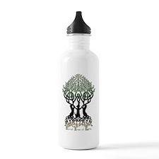 Ferret Tree of Life Water Bottle