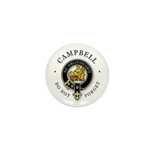 Clan Campbell Mini Button (10 pack)