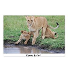 Kenya Cover Postcards (Package of 8)