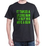 Secure Man 2 T-Shirt