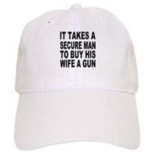 Secure Man 2 Baseball Cap