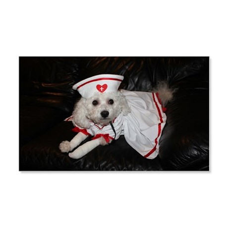 Sophie-Nurse-II-Oct-21-2011 20x12 Wall Decal