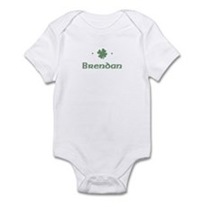 """Shamrock - Brendan"" Infant Bodysuit"