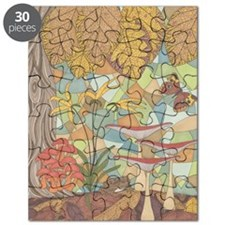 The Forest Floor Puzzle