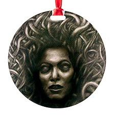 Medusa Ornament