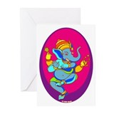 Ganesh Greeting Cards (Pk of 10)