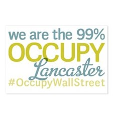 Occupy Lancaster Postcards (Package of 8)