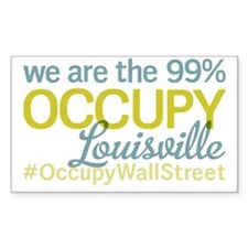 Occupy Louisville Decal