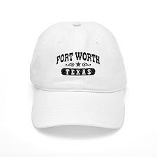 Fort Worth Texas Baseball Cap