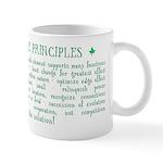 Permaculture Principles Mug