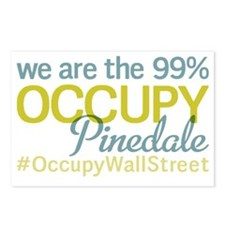 Occupy Pinedale Postcards (Package of 8)
