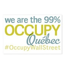 Occupy Québec Postcards (Package of 8)