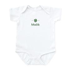 """Shamrock - Malik"" Infant Bodysuit"