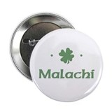 """Shamrock - Malachi"" Button"